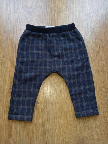 Spodnie joggery Zara 74 cm