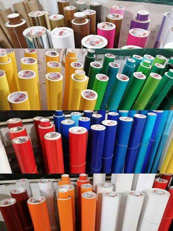 Пленка самоклейка разных цветов Оракал, Oracal