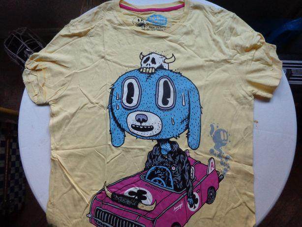Camisolas manga curta Tshirts