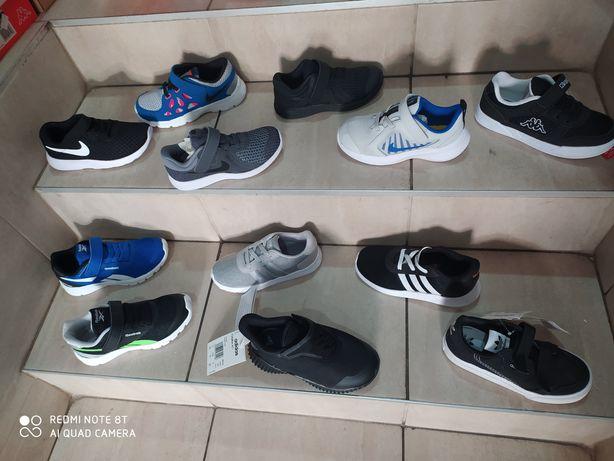 Buty Nowe Adidas, Nike i inne r. 27