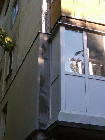 Пластиковые окна, балкони, лоджії