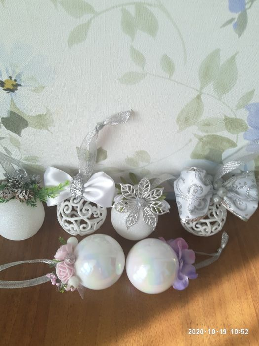 Елочные шары,  ялинкові  прикраси Кременчуг - изображение 1