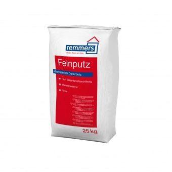Шпаклевка Remmers Feinputz 25кг натур. цвет