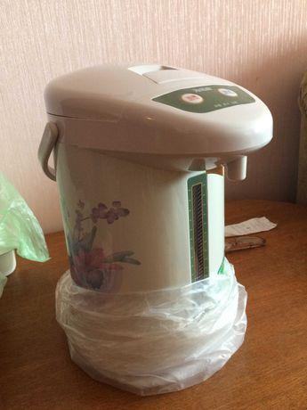 Электротермос 4 л новый китайский (в упаковке)