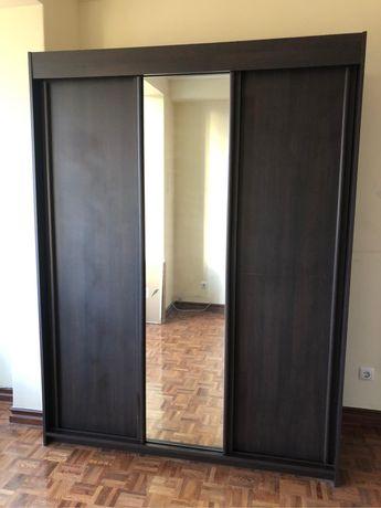 Móvel Moviflor 3 portas c/ espelho