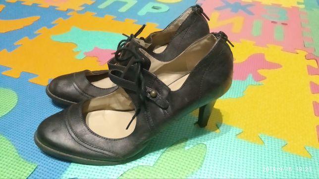 Туфли КОЖА !!! 22 см