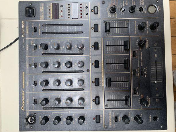 Pioneer DJM 600 czarny