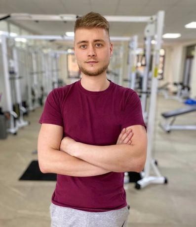 Масажист | Фізичний терапевт
