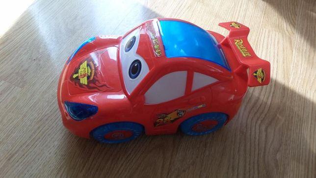 samochód zygzak mcQueen