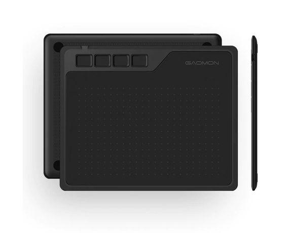 Графический планшет Gaomon S620: 6.5 дюйма,5080 LPI,8192 уровня=2850р.