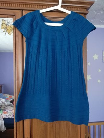 Sukienka turkusowa rozm L/XL