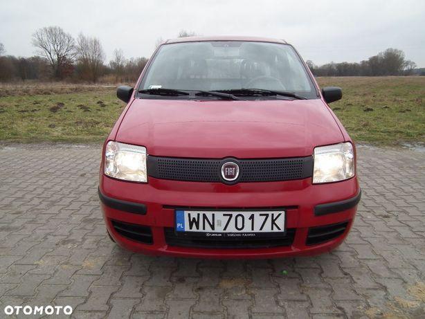 Fiat Panda salon polska 2008/09r idealna 66tyś km