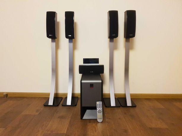 Акустическая система 5.1 домашний кинотеатр Microlab X27