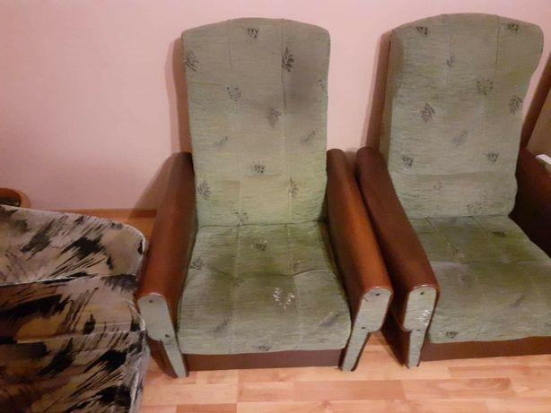 Fotele w dobrym stanie