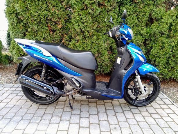Śliczny Skuter Suzuki Sixteen Zarejestrowany Opłacony!!