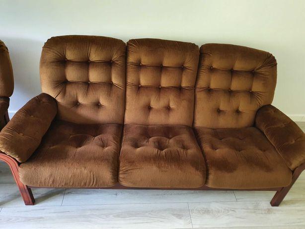 Sprzedam kanapę i 2 fotele