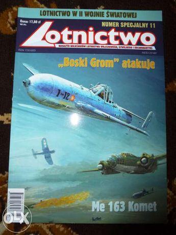 """""""Lotnictwo"""" numer specjalny 11, stan bdb"""
