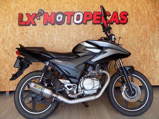 Honda CBF 125 para peças