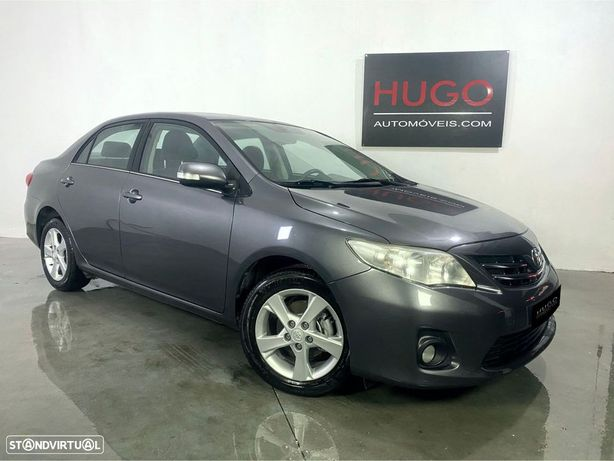 Toyota Corolla Exclusive 1.4 D4D Nacional