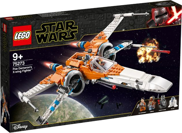 Lego Star Wars 75273 Poe Dameron's X-wing Fighter 24