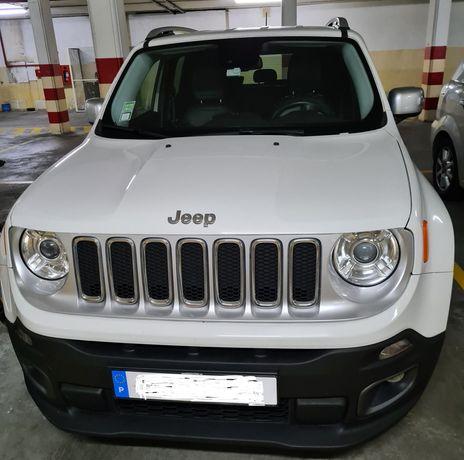 Jeep Renegade ilimited