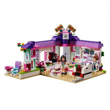 """Конструктор Bela Friend """"Арт-кафе Эммы"""" для девочек Lego"""