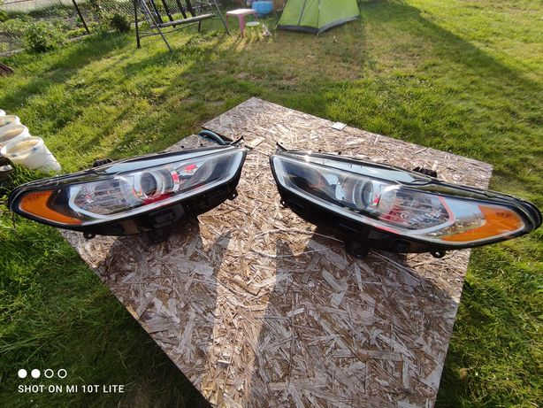Lampy ford fusion, mondeo mk5