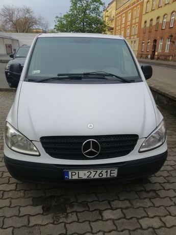 Mercedes vito 111 cdi zamiana