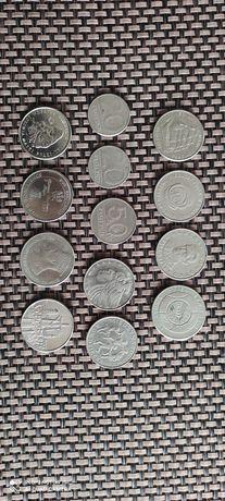Sprzedam monety ,zestaw.