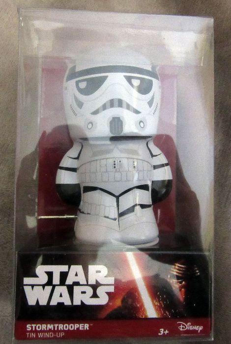 Star Wars Stormtrooper BeBots nakręcana figurka kluczykiem - jeździ Kraśnik - image 1