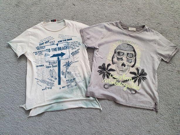 ZARA koszulki krótki rękaw t-shirt 128/134