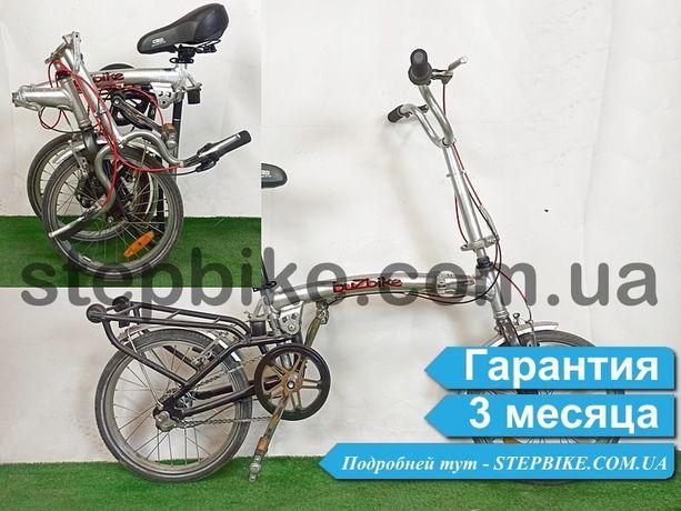 Велосипед Городской, складной Алюминий Планетарка из Германии