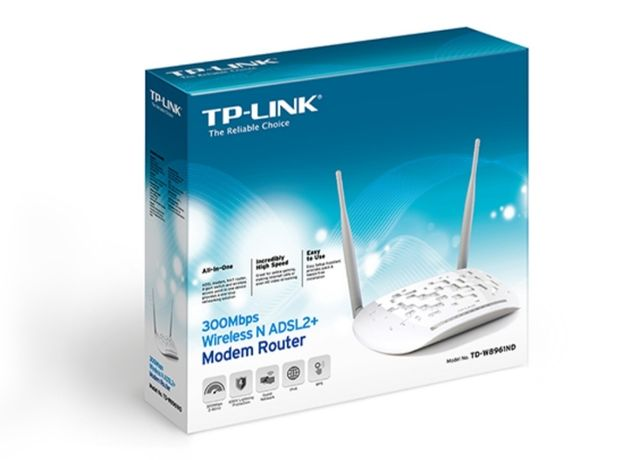 Nowy Router TP Link TD-W8961ND