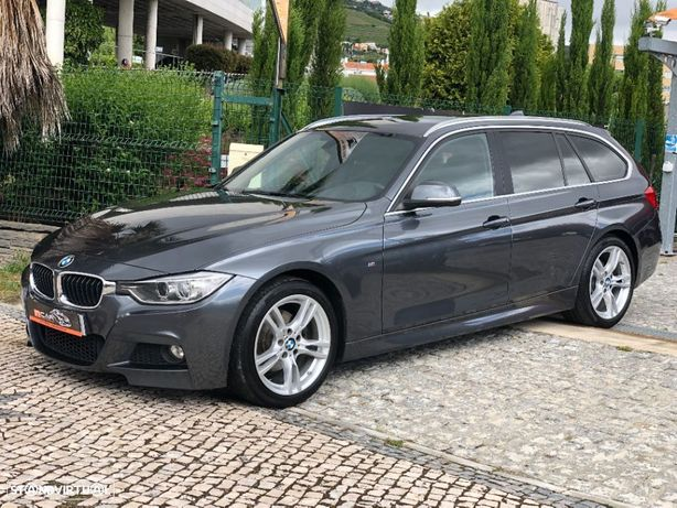 BMW 320 d Touring Pack M