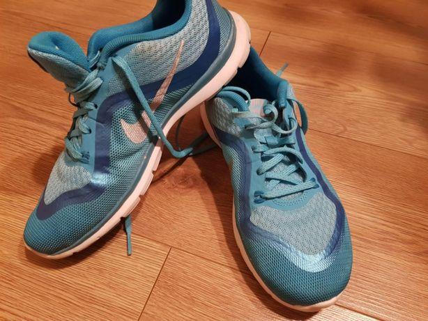 Buty Nike prawie nowiutkie damskie 3 razy na nogach (rozmiar 38)
