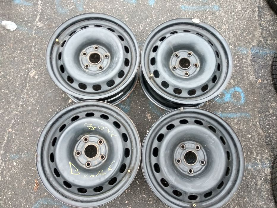 Диски-Комплект 5×112 16 7×16 ЕТ-42.Audi-Volkswagen. Черкассы - изображение 1