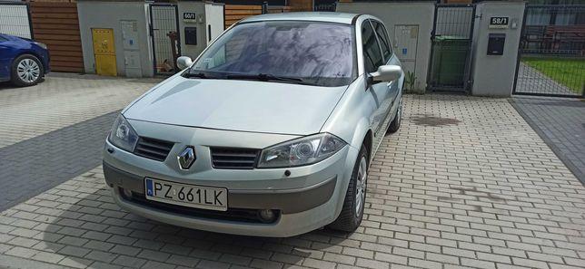 Renault Megane II 2.0 135 koni