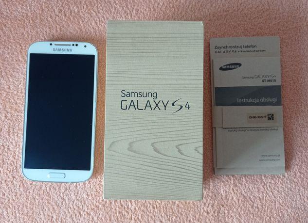 Samsung Galaxy S4 GT-I9515 biały.