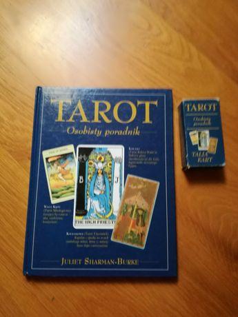 Książka Tarot plus karty tarota