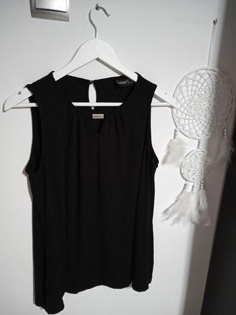 Bluzka czarna w rozmiarze L