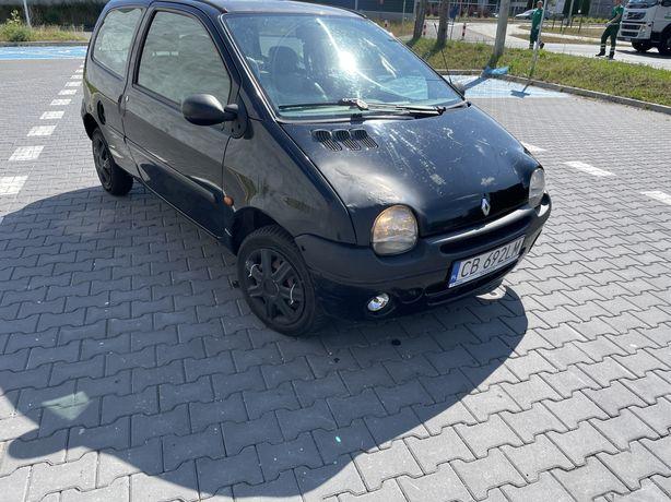 Renault twingo miejskie autko z klimatyzacja