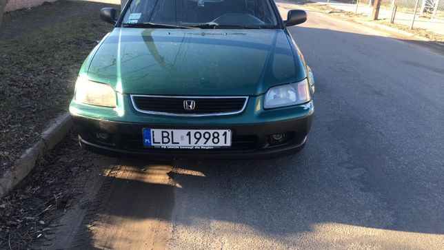 Honda Civic MA D14A2 Разборка