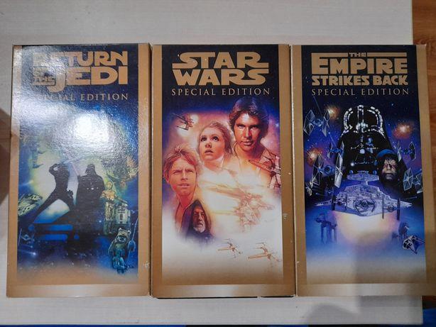 Star Wars trylogy specjal edition