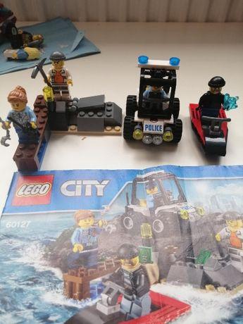 Lego 60127 Pościg policyjny