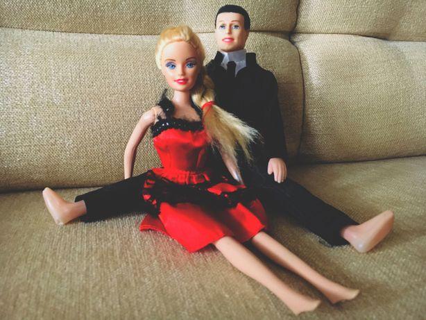 Кукла Барби и Кен. Пара.