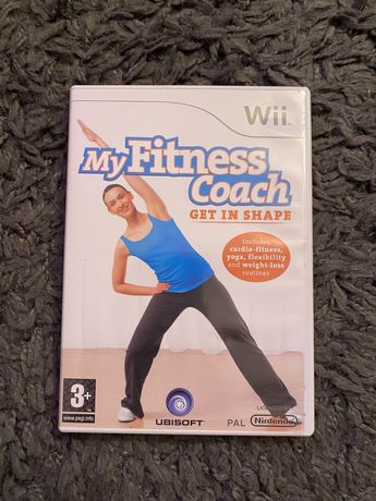 Gra My Fitness Couch na  Nintendo Wii