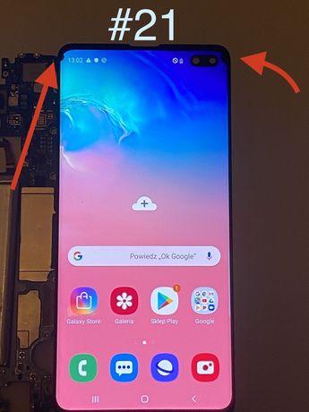 Oryginalny Wyświetlacz Samsung S10 plus ! Z wadą! #21