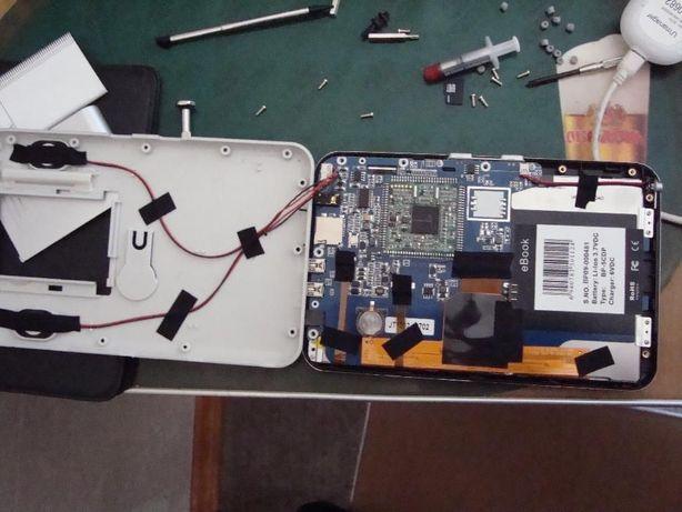 Планшет на запчасти не рабочии eBook JE100 JE200