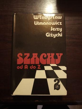 Szachy od A do Z, tom 2 Władysław Litmanowicz