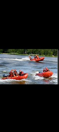 KONTRA 450 łódź łódka do zadań specjalnych